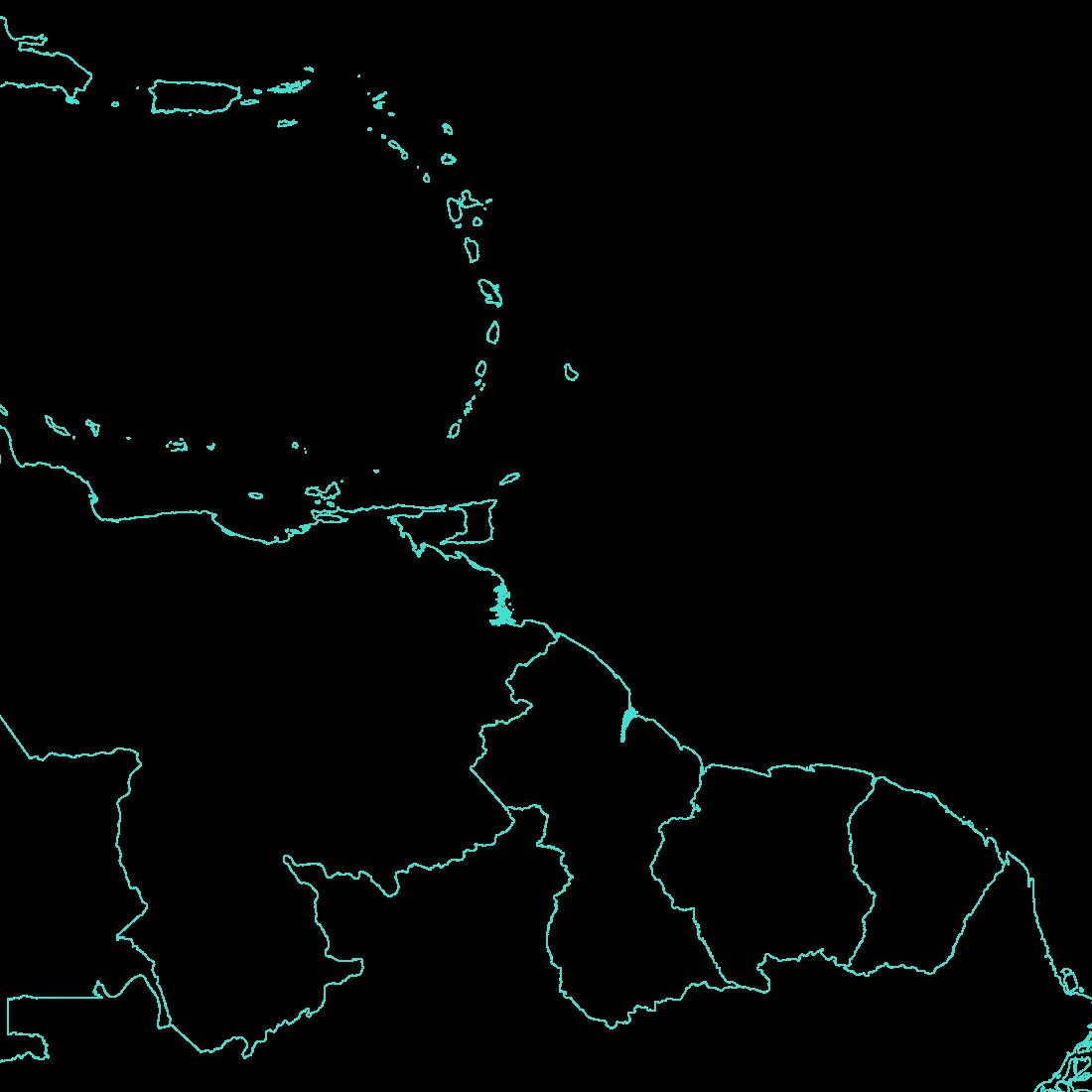 Tia coastline